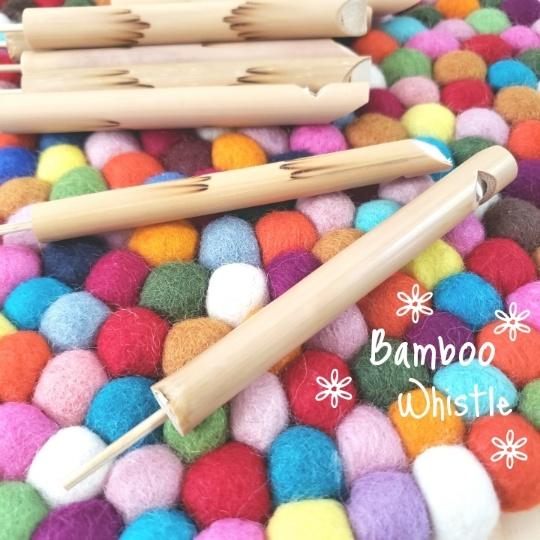 竹笛 ホイッスル バンブー 笛 鳥笛 セール特別価格 竹の笛 バリ雑貨 感謝価格 鳥を呼ぶ笛 アジアン楽器 民族楽器