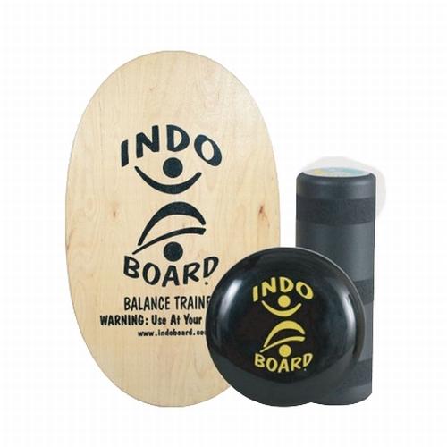 室内・サーフィントレーニングボード INDO BOARD /インドボードマルチセットナチュラル【送料無料】