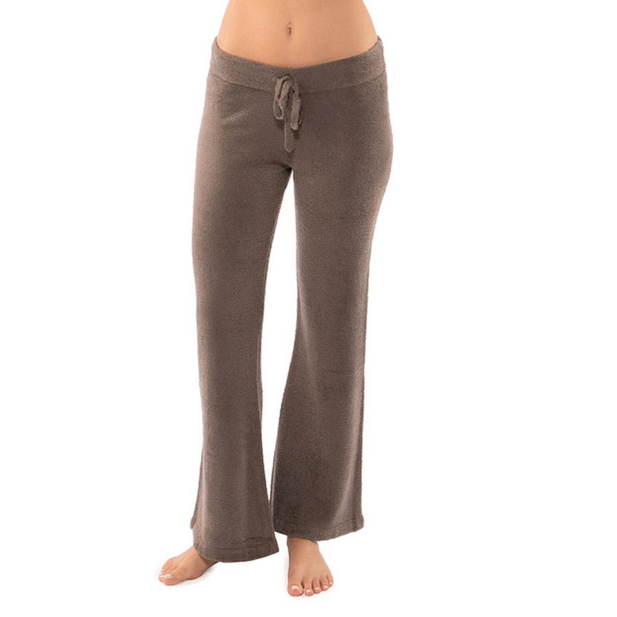 ベアフットドリームス(Barefoot Dreams)bamboo chicラウンジパンツ/ココア/Lite Pants【あす楽対応_関東】