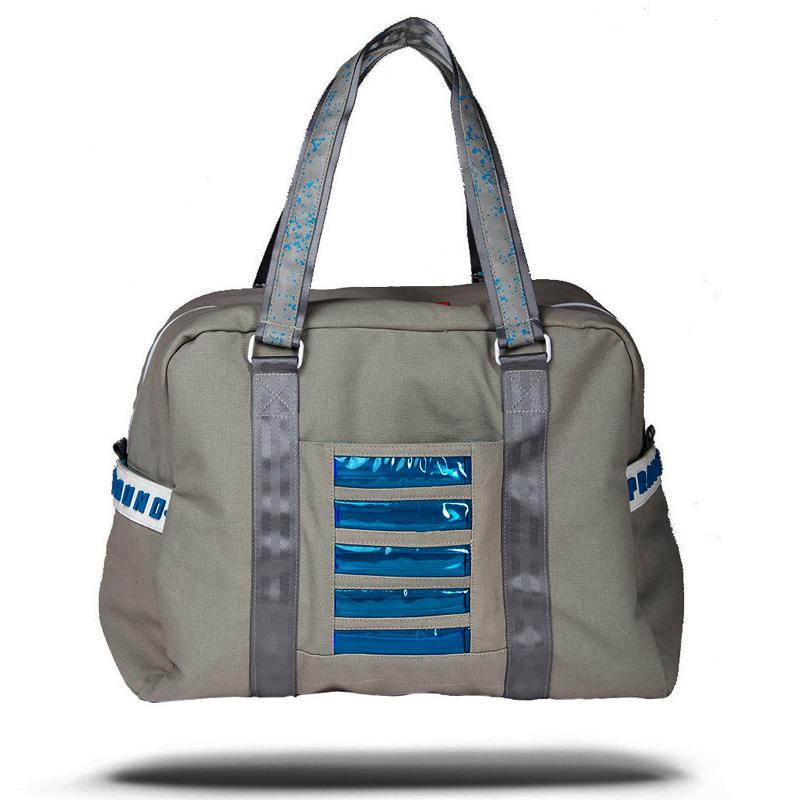 【電池付き】スプレーグラウンド(Sprayground) BAG TO THE FUTURE 光るLEDダッフルバッグ/トートバッグ/スプレイグラウンド【あす楽対応_関東】