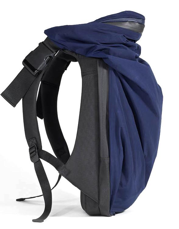 コートエシエル(Cote&Ciel)ナイルリュック ミッドナイトブルー/Nile Memory BackPack Midnight blue【あす楽対応_関東】