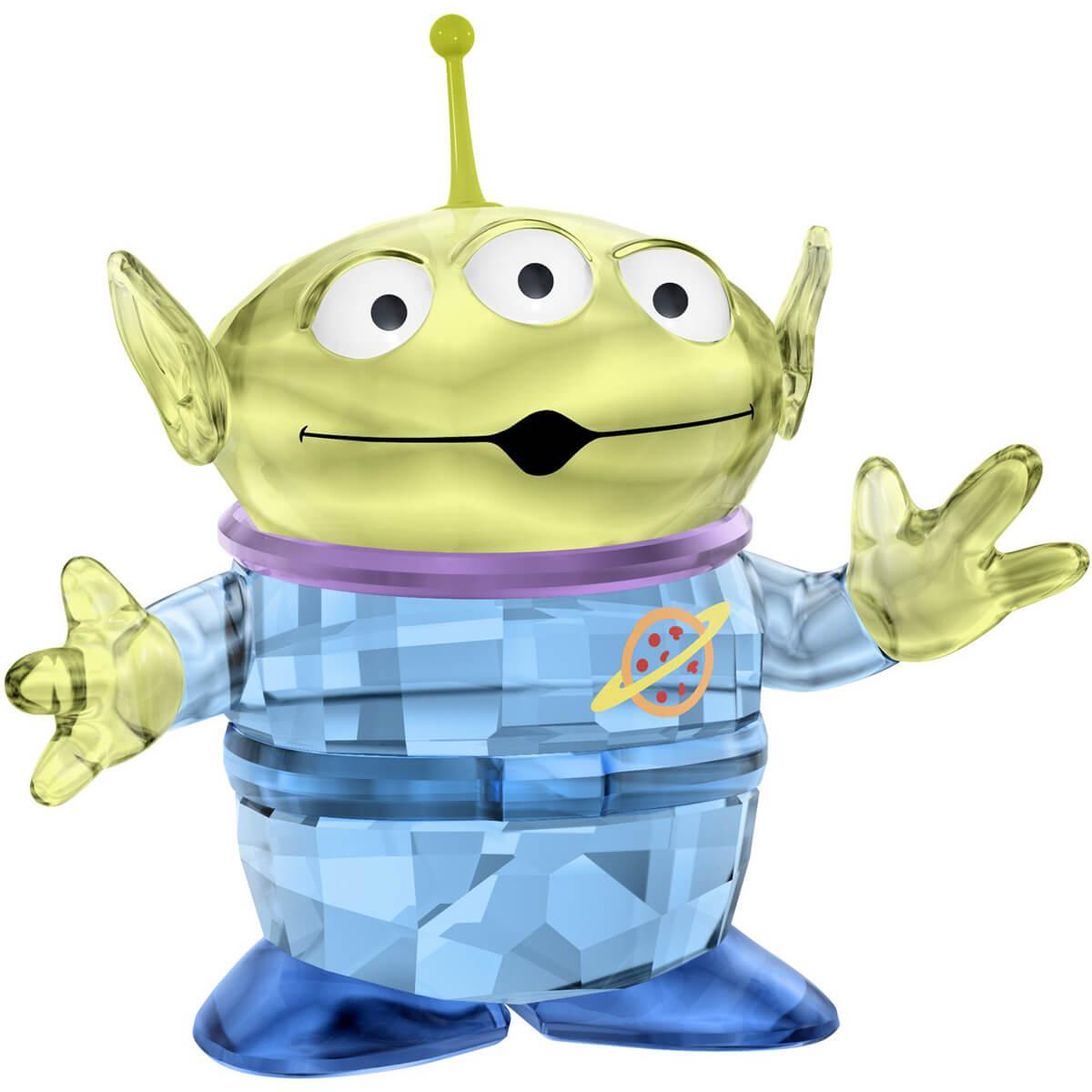 スワロフスキー(SWAROVSKI)トイ・ストーリー エイリアン/Disney Pixar's Toy Story/クリスタルオブジェ/スワロフスキー社製置物【あす楽対応_関東】