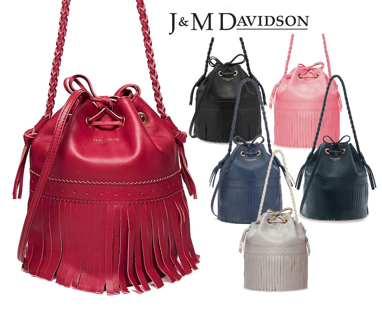 J&M DAVIDSON(ジェイアンドエムデヴィッドソン)エム カーニバル M Carnival フリンジバッグ/1355-7314/セミショルダーバッグ【あす楽対応_関東】