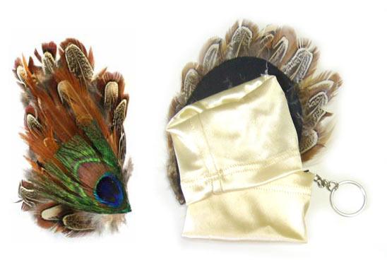 カフスクチュール Cuffs couture ピーコックフェザーカフス 最新 あす楽対応_関東 Cuff 正規逆輸入品 Dakota