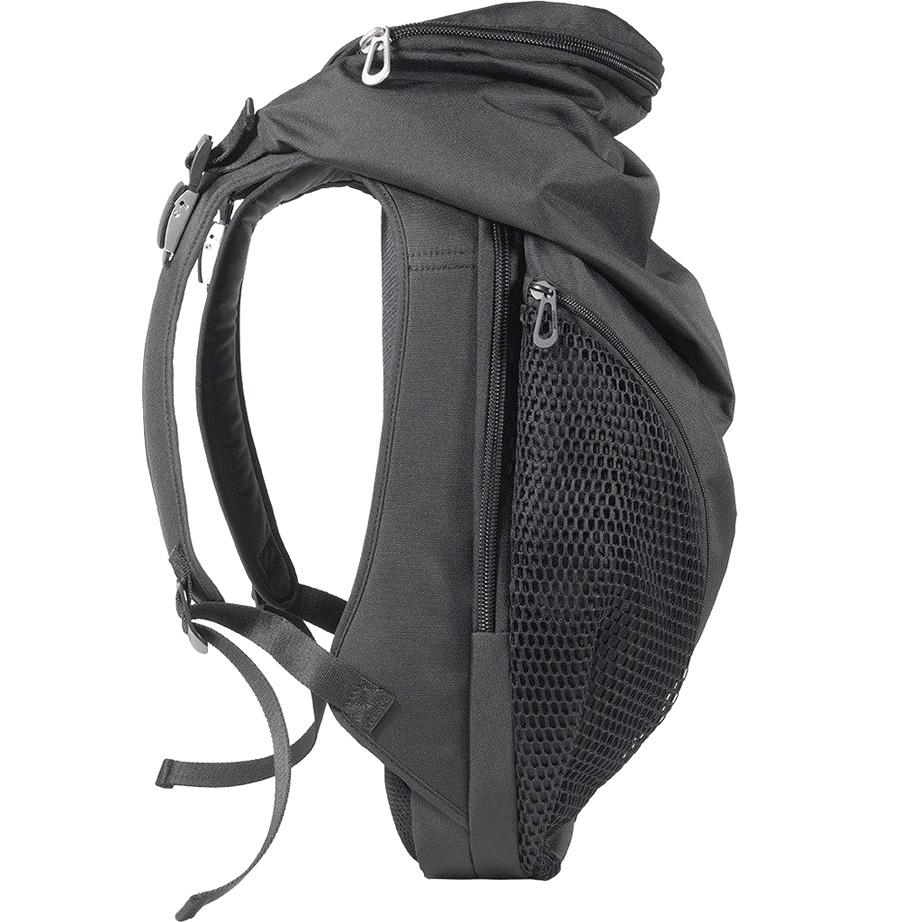 コートエシエル(Cote&Ciel)ナイルリュック/Nile Eco Yarn Backpack/15インチPCバックパック/ブラック【あす楽対応_関東】