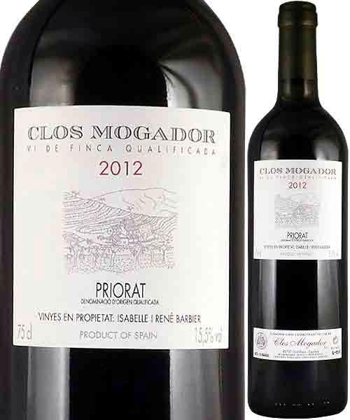 クロス・モガドール [2012] ボデガス クロス・モガドール 750ml (赤ワイン)【フルボディ】