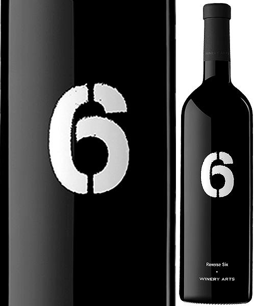 リバース・シックス マグナム [2008] ワイナリーアーツ 1500ml (赤ワイン)【フルボディ】