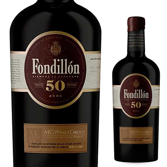 フォンディジョン 50年熟成 [1968] 750ml Fondillon Gran Reserva 50 Anos 1968 赤ワイン フルボディ