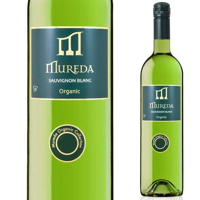 オーガニック ムレダ ソーヴィニヨン ブラン 2018白 白ワイン 辛口 750ml ◆高品質 デイリー スペイン 無料 家飲み マンチャ ラ