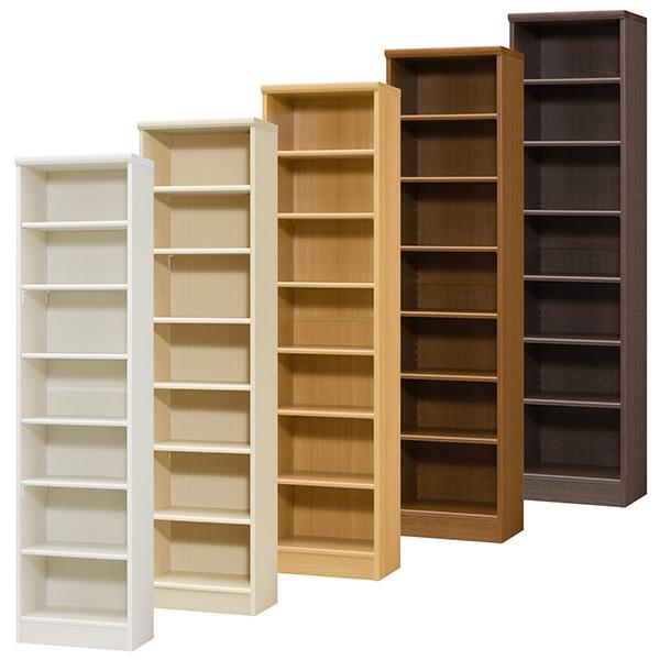 カラーボックス 本棚 書棚 飾り棚 整理棚 レディメイドラック(幅44.2×奥行31×高さ178cm)