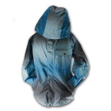 【スノーボード ウェア/ ジャケット】 esc(イーエスシー) スキー スノボ ウェア ▼ジャケット メンズ/レディース/ユニセックス(男女兼用) ESW1101 BLUE Gradation 柄