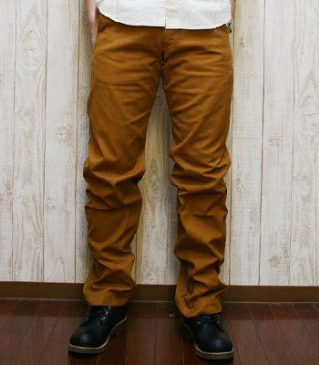 桃太郎JEANS別注 BEAR FOOT ベアフット Made in Japan 薄手の帆布を使用したワークトラウザー『10号帆布 TROUSERS PANTS』BF-0337(Other pants)