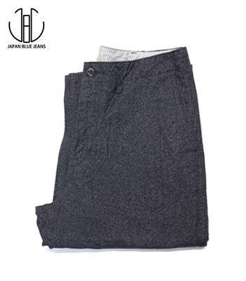 JAPAN BLUE ジャパンブルー コバートトラウザース『Covert Twill Trousers』【アメカジ・ワーク】J21470J01(Pants)