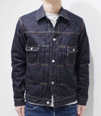 83ad24f9160 MOMOTARO JEANS Momotaro jeans 15.7oz.2nd type denim jacket
