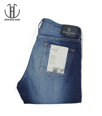 JAPAN BLUE ジャパンブルー 12oz.イージーデニム|スリムテーパードフィット『NEW CALIF. Melrose』【アメカジ・デニム】J8717ME(Denim)(std-jeans-japanblue)