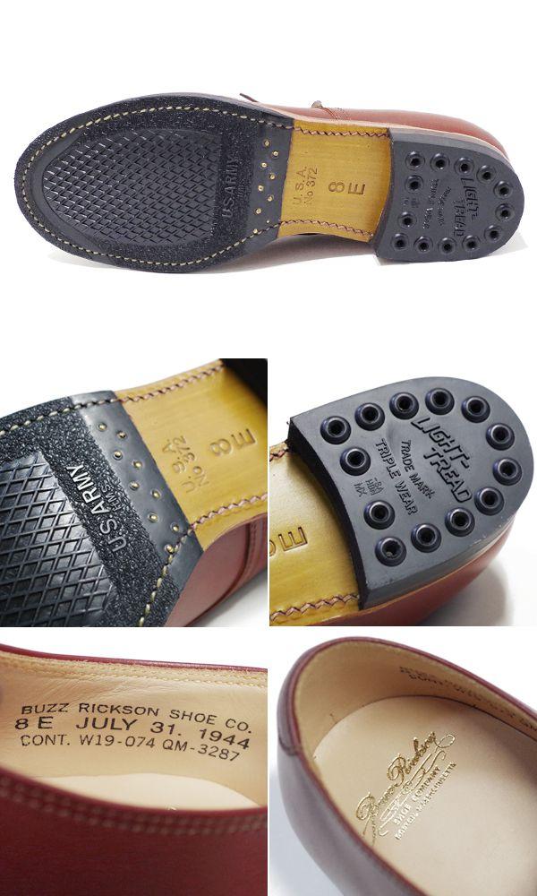 """BUZZ 位位第二次世界大战通过皮鞋!!"""" BR02158 服务鞋 (靴)"""