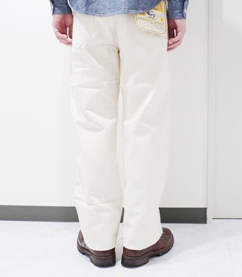 d4866df30b546 ... PHERROW'S Fellowes 30's MODEL| ウォバッシュ | Duck | Work pants