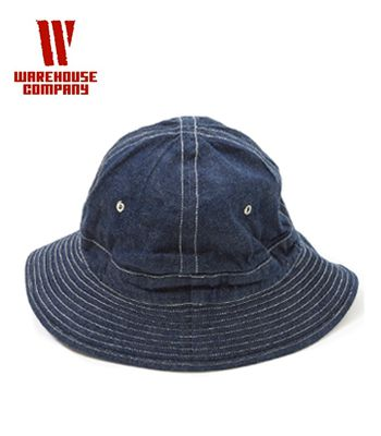 c39d2cedc1548d WAREHOUSEware house metro hat | Denim army hat