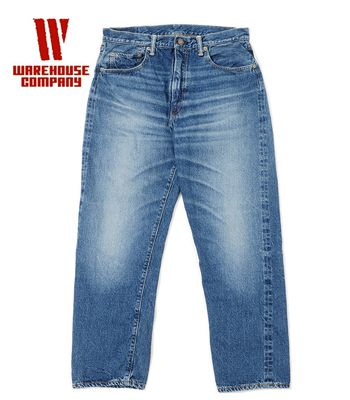 WAREHOUSE 2nd hand ウエアハウス セコハン|ジーンズ|USED WASH|12oz『2ND-HAND Lot.1105』【アメカジ・ワーク】1105(Denim)(std-jeans-warehouse)