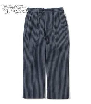 ORGUEIL オルゲイユ フレンチストライプ|トラウザー『French Stripe Trousers』【アメカジ・ワーク】OR-1053B(Other pants)