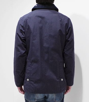"Barbour babuanaironokkusujaketto|場茄克""Bedale SL Nylon OX""42686(Other Jacket)"