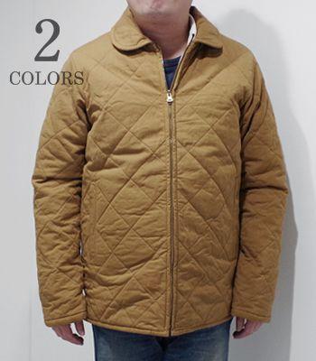 UES ウエス シンサレート 中綿 キルティングジャケット『Thinsulate QUILT JACKET』【アメカジ・ワーク】911962(Other jacket)