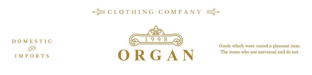 ORGAN 楽天市場店:ORGANの楽天SHOPです。