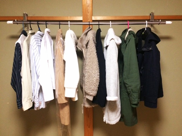 はさむんです 1セット2個  物干し 物掛け 洗濯物干し 室内 部屋干し 雨の日の部屋干し 物干し竿 組立不要 取り付け簡単 花粉 日本製
