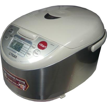 タイガー TIGER JKW-A10W(IH炊飯器海外仕様220V)中国国内保証書付き