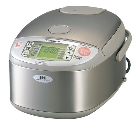 象印 ZOJIRUSHI NP-HLH10-XA[炊飯器ツーリストモデル220V]中国国内保証書付き