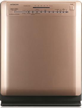 HITACHI/日立 海外向け 加湿空気清浄機 (220-240V)EP-A5000 CH/33平方メートル 中国国内保証書付き