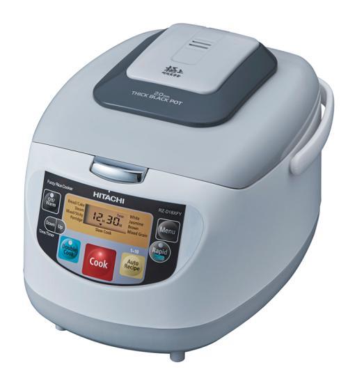 日立/HITACHI マイコン炊飯器 RZ-D18XFY(海外仕様220V)