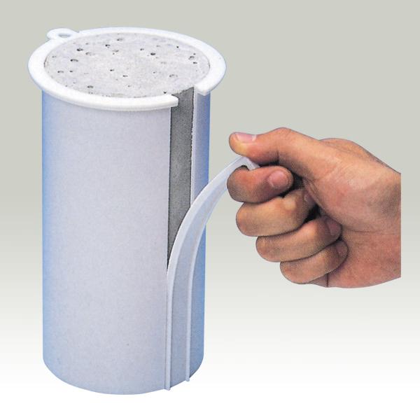 コンクリート試験機 プラモールド PM10×20 (48本入)【土木用品】【建築用品】【測定機材】【試験機】