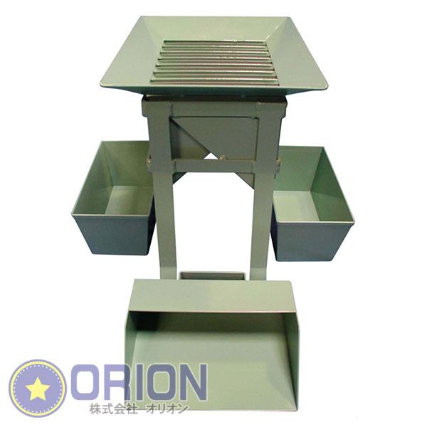 【返品交換不可】 30mm 土木用 試料分取器 JIS 【試験用】【試験器】【試験機】【骨材のふるい分け試験方法】【測量用 [KC-76] 建築用】【測量機器】★メーカーからの直送となります。:測量・土木・建築用品 ORION 1102 溝の巾 A-DIY・工具