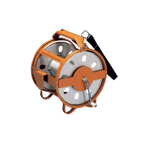 エスロン 測量ロープ巻取器 [ロープRケース] 【セキスイ】【測量用品】【建築用品】【土木用品】【測量機器】【測定用品】