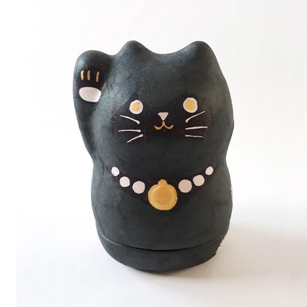 石川紙業 和紙貼り陶器 美濃まねき
