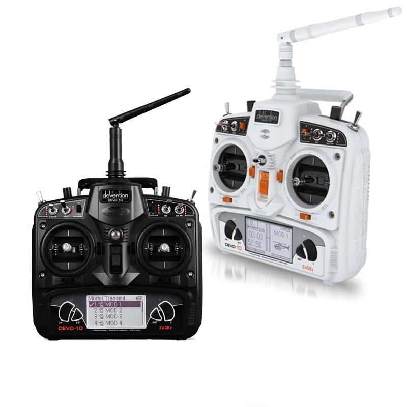 ワルケラ 2.4Ghz 10チャンネル高性能プロポ DEVO10 技適・電波法認証済 日本語マニュアル付 飛行機 ヘリ ドローン対応 WALKERA デボ10 (walkera-devo10)|ラジコン ヘリコプター WALKERA ワルケラ Devo10 プロポ ラジコン ヘリコプター