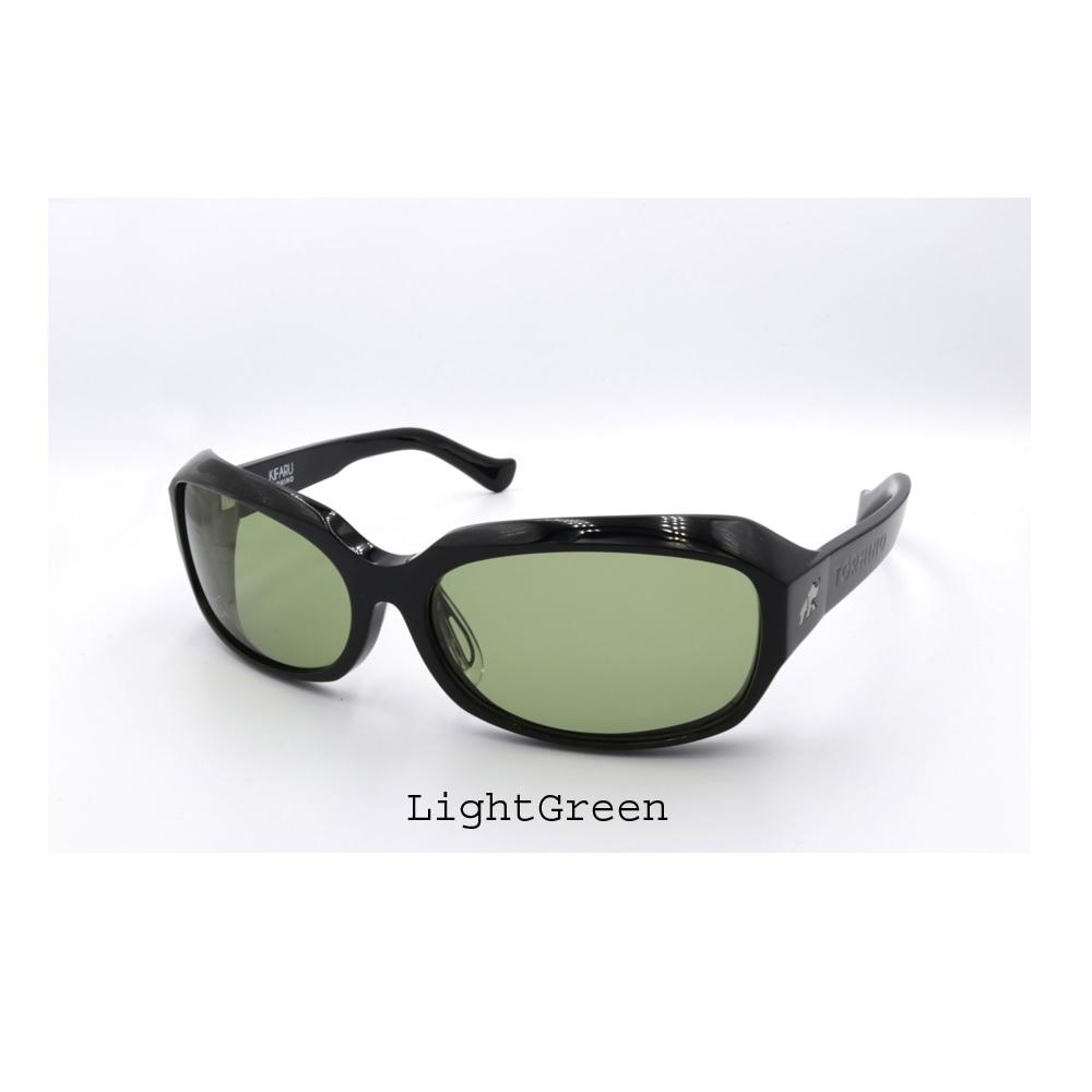 TORHINO(トライノ) KIFARU(キファル) ブラック/ライトグリーン(torh-790010) サングラス 偏光
