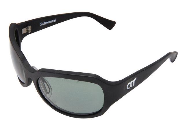 CLT Schwartzi (シュワルツィ) マットブラックXグリーンスモーク/シルバーミラー(clt-151543) 60サイズ