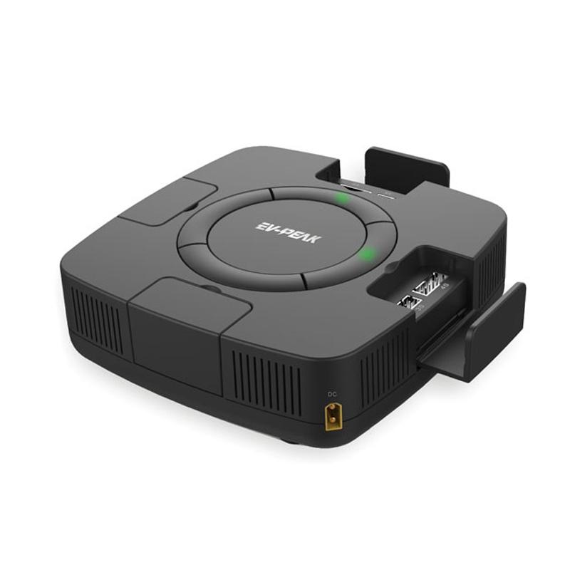室外FPVに最適 EV-PEAK 3セル 4セル DC入力バランス充電器 (ev-peak-e5) |ラジコンヘリ関連商品 ドローン