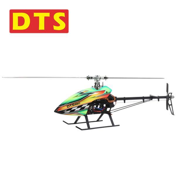 DTS 550 RFR 受信機無し GWY 02 ジャイロ (dts-550-rfr) フライバーレス 6CH GWY 02 ジャイロ ORI RC  ラジコン ヘリコプター DTS