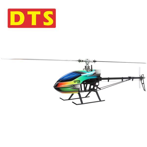 DTS 600 RFR 受信機無し GWY 02 ジャイロ (dts-600-rfr) フライバーレス 6CH GWY 02 ジャイロ ORI RC |ラジコン ヘリコプター DTS 大型