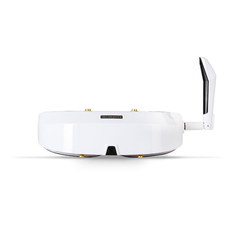 2021年最新海外 [ポイント10倍] WALKERA ワルケラ ゴーグル3 FPV 空撮 メガネ 5.8Ghz 32CH 録画機能付き 3D映画鑑賞可能 バッテリー内蔵 軽量 (goggle3)| ラジコン ドローン walkera, 久井高原のスモークチキン小屋 cf917d28