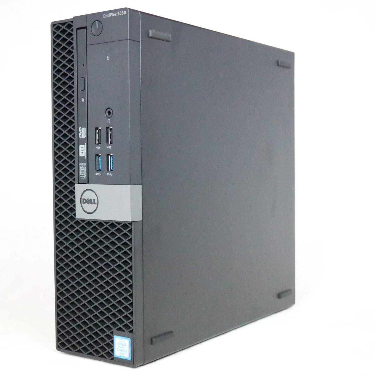 専門店 DELL Optiplex 5050SFF Core i7-7700 3.6GHz 8GB 中古 Bランク セットアップ済み 1TB オンラインショップ Windows10 HDD