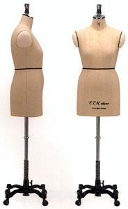 ニュー キプリス TTRシルバー用ドレスフォーム