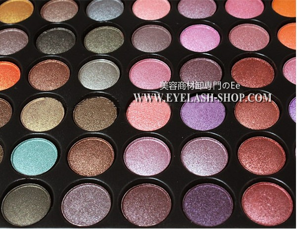 Professional eyeshadow palette, makeup palette, eyes palette 88 color MEP-88EG (eye shadow)