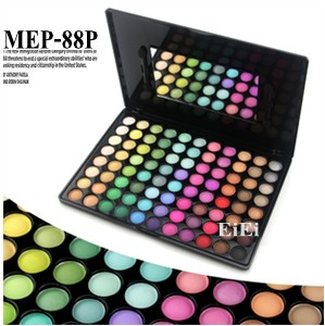 Professional eyeshadow palette, makeup palette, eyes palette 88 color MEP-88P (eye shadow)