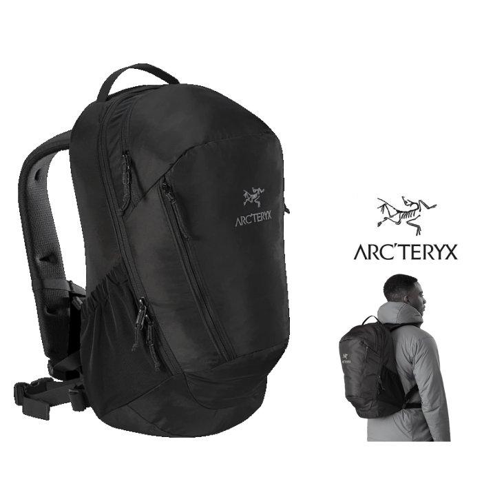 ARCTERYX 【 アークテリクス 】Back Pack【 MANTIS 26 】 マンティスDAYPAC・バックパック・リュックcolor【 Black II 】ブラック