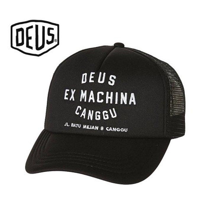 edc70f7e609 World Select Web Shop ORSAY  DEUS EX MACHINA DEUS LOGO CAP FLAG SHIP ...