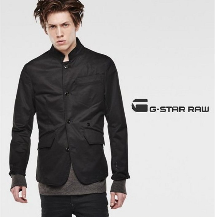G star jacket fit